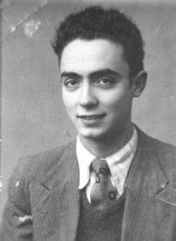 young Saramago